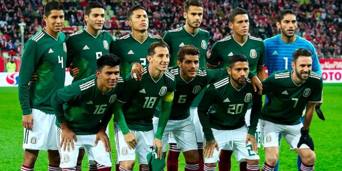 México se mantiene en la posición 16 del ranking FIFA