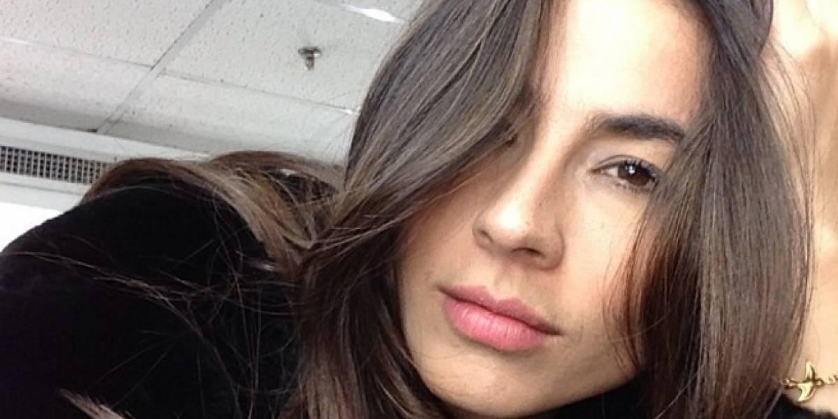Carla Giraldo da de qué hablar por fotos ligera de ropa