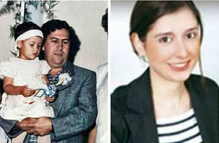 Manuela, la hija de Pablo Escobar GENTE