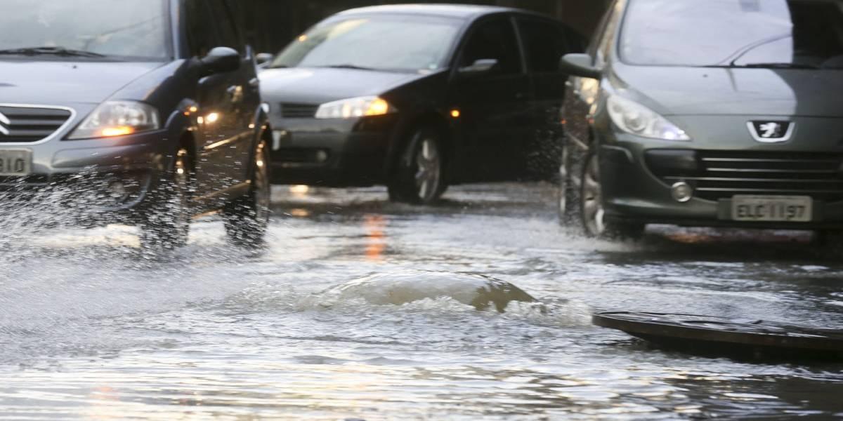 Plano antienchente de Doria e Alckmin destaca obras para depois do verão