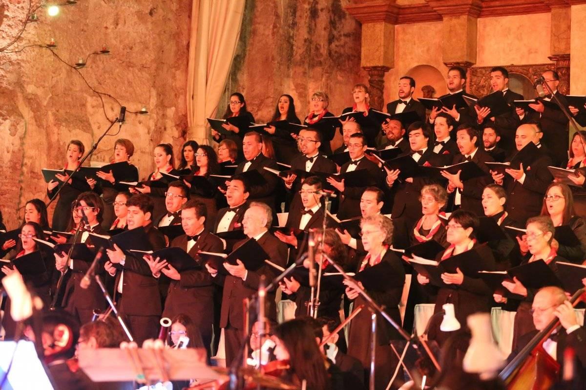 Concierto el Mesias de Handel 207