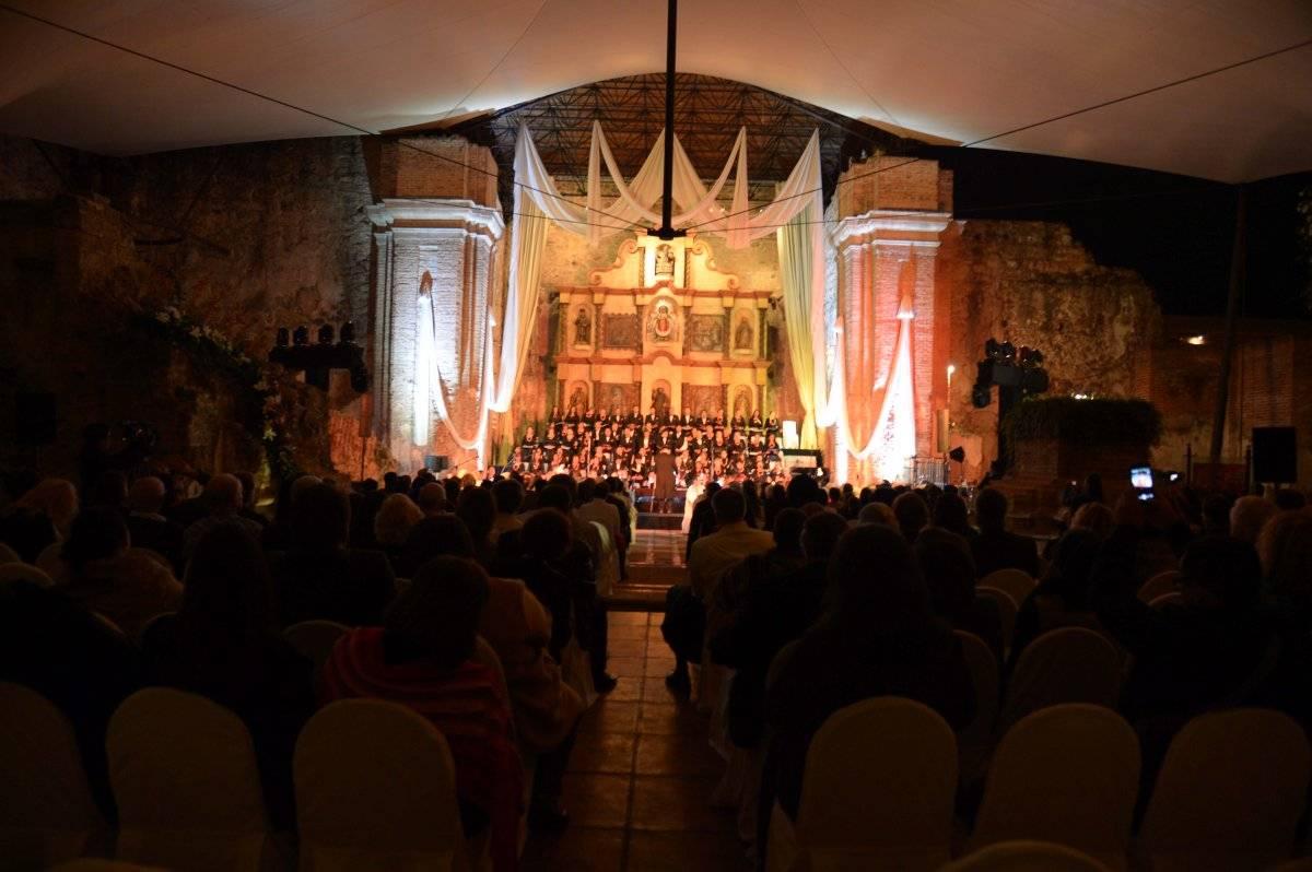 Concierto el Mesías de Handel 2017
