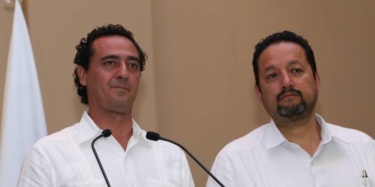 PGR localiza millonarios recursos en cajas de Cancún