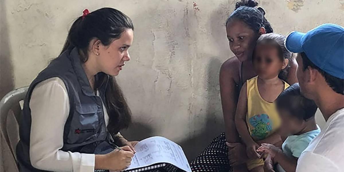 Estudiantes de Derecho asisten jurídicamente a migrantes venezolanos en Barranquilla