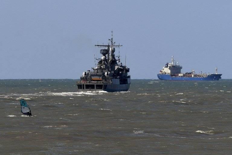 Buscan submarino argentino desaprecido