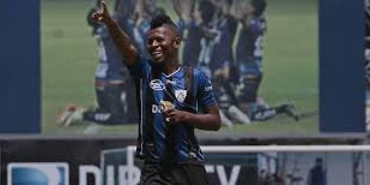 Gabriel Cortez fue suspendido de Independiente del Valle