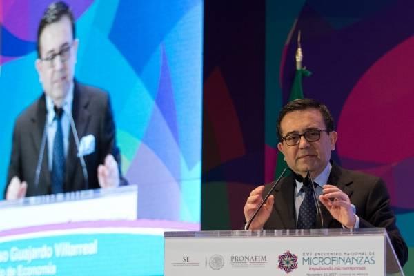 Inauguración del XVI Encuentro Nacional de Microfinanzas.