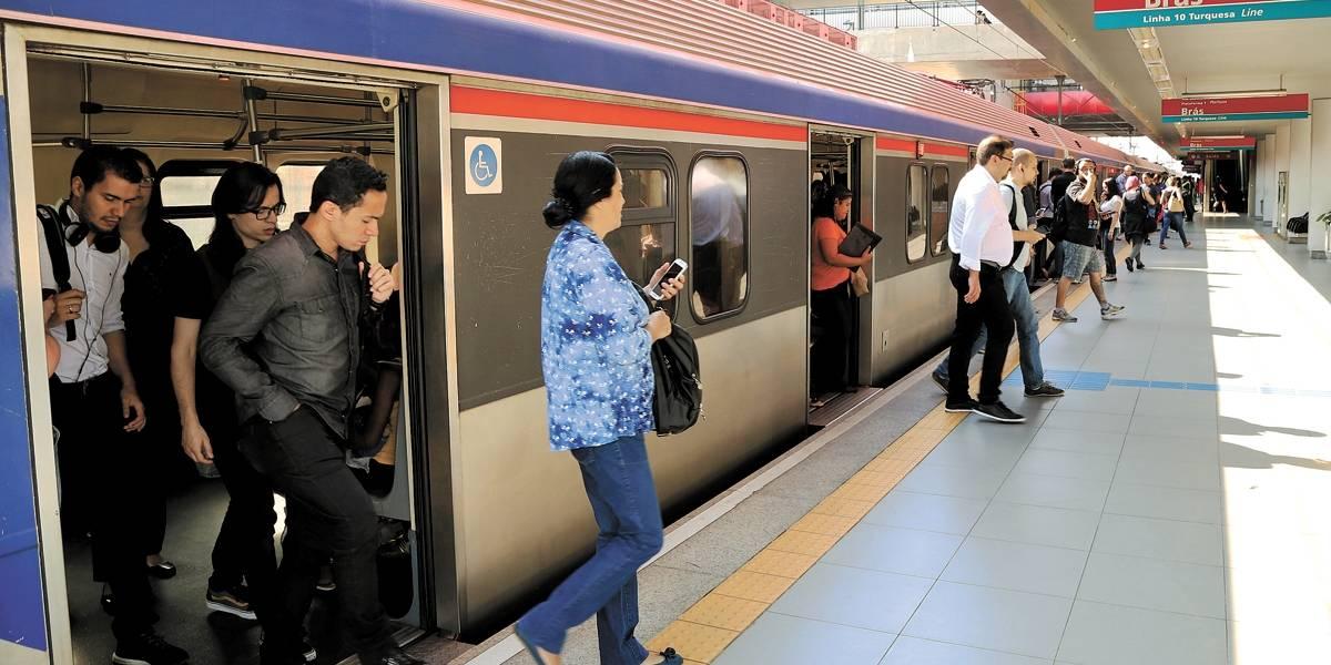 Trem expresso ABC terá ampliação nos horários