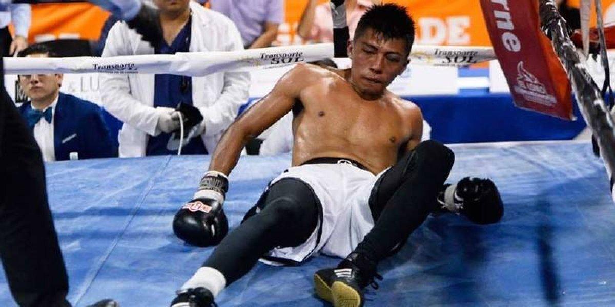 Fallece boxeador 'Pantera' Ruiz después de ser noqueado