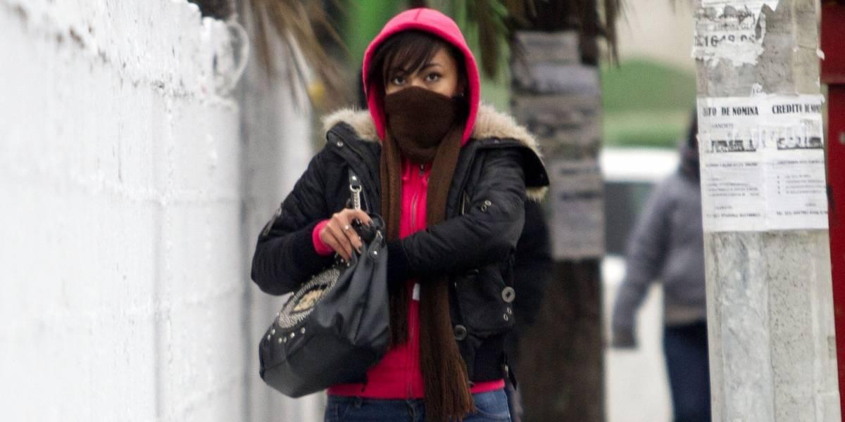 Ambiente muy frío en el país, 15 estados con temperaturas bajo cero