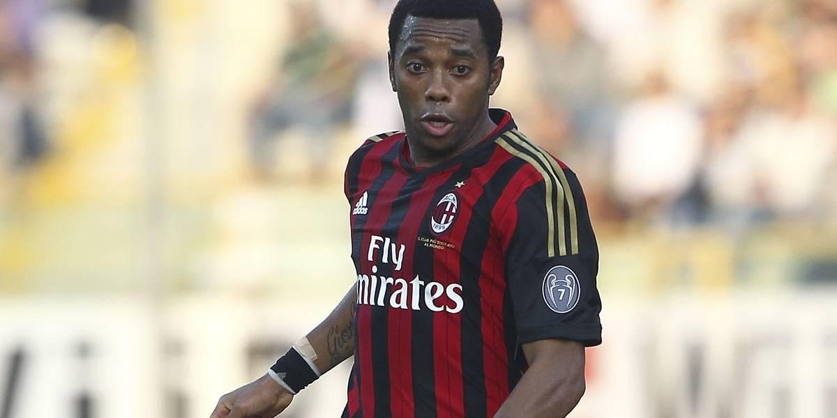 Robinho é condenado a nove anos de prisão na Itália por violência sexual; jogador nega