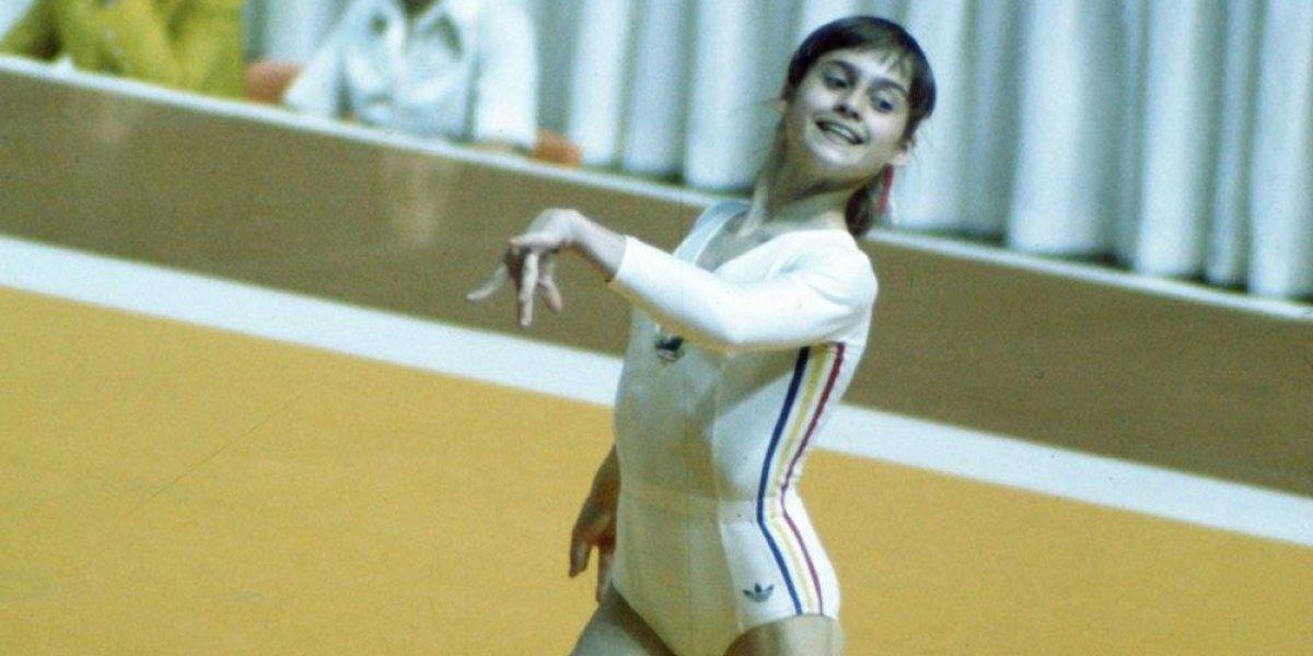 Se cumplen 36 años del retiro del ícono de la gimnasia olímpica: Nadia Comaneci