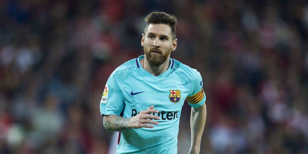Lionel Messi recibirá su cuarta Bota de Oro