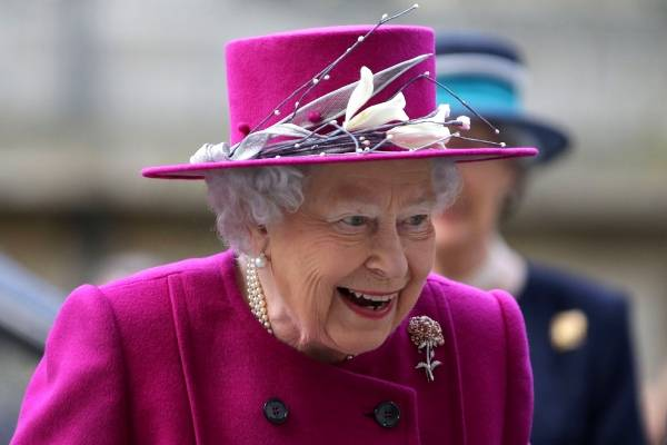 Rainha Elizabeth II - família real britânica