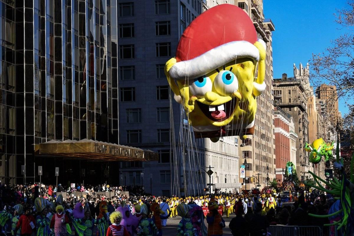 Así se vivió el desfile de Macy