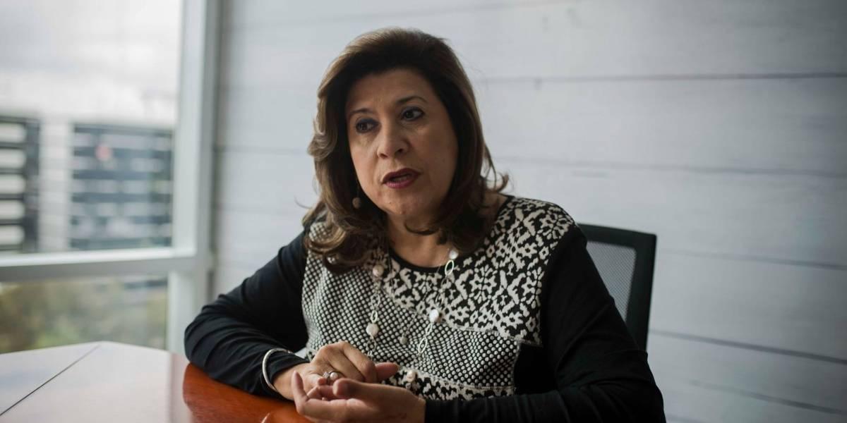 """Hada Alvarado: """"Hay que cambiar las prácticas erróneas en la Usac"""""""