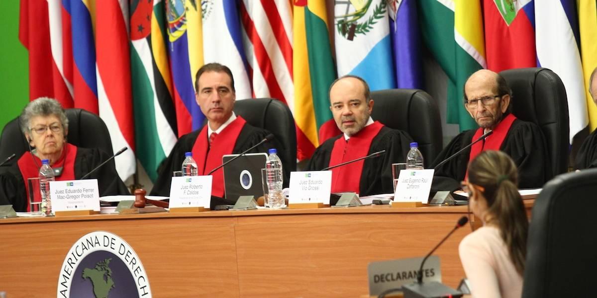 SRE felicita a Ferrer Mac Gregor por ser elegido nuevo presidente de la CIDH
