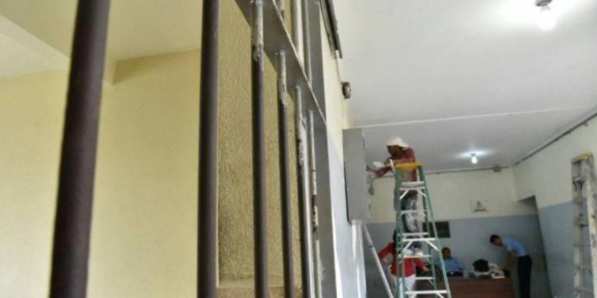 Invirten cerca de RD$2 MM en remodelación de la cárcel preventiva de Ciudad Nueva