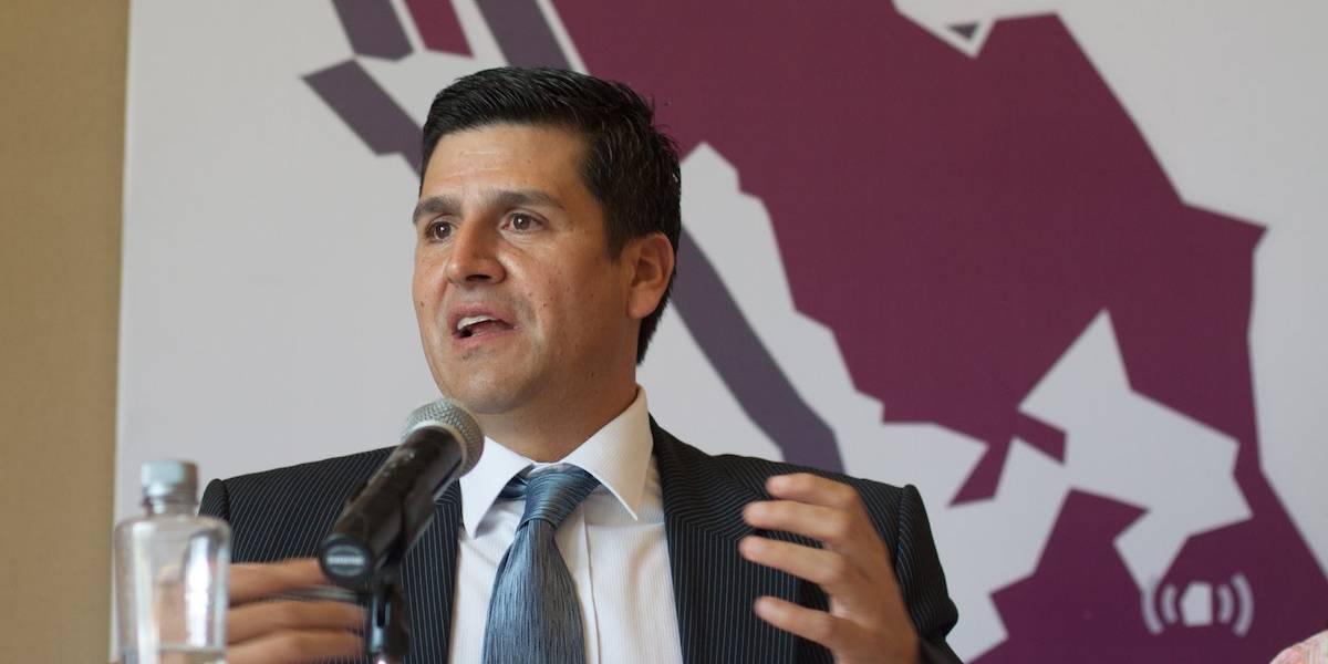 Héctor Díaz Santana, único candidato registrado para ocupar la Fepade