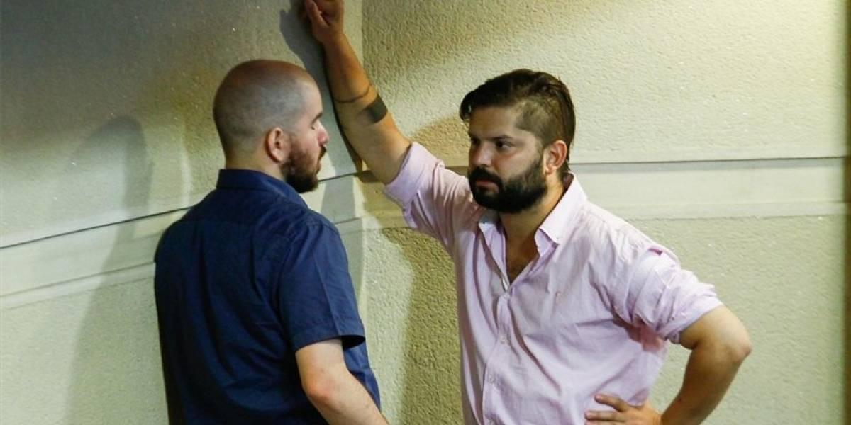 """""""Me cambiaste por un ranking"""": Jackson y Boric reviven su """"bromance"""" por resultados en las elecciones parlamentarias"""