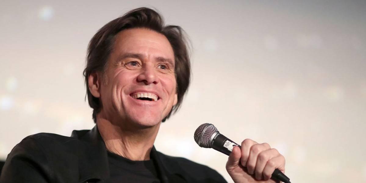 'Às vezes sou feliz', diz Jim Carrey sobre a depressão