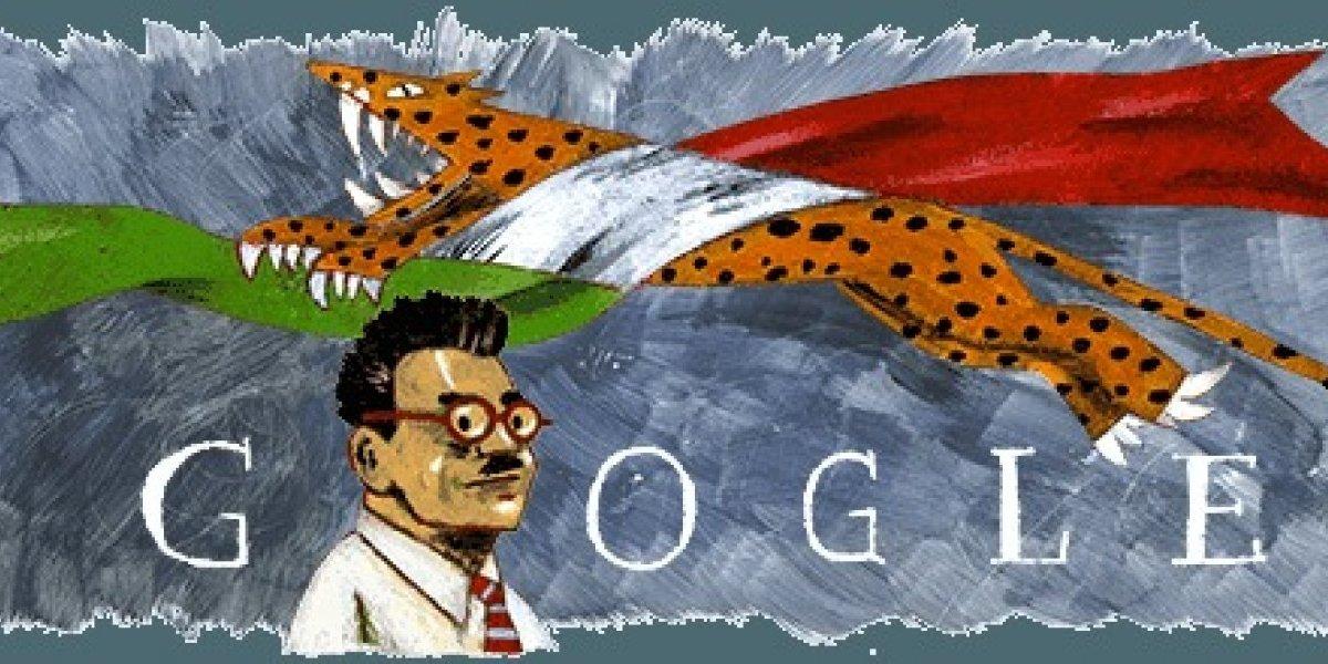 Doodle a José Clemente Orozco, el muralista vigente