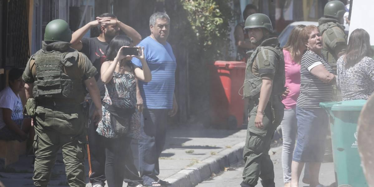 Carabineros detuvo a principal proveedor de armas para los clanes de La Legua