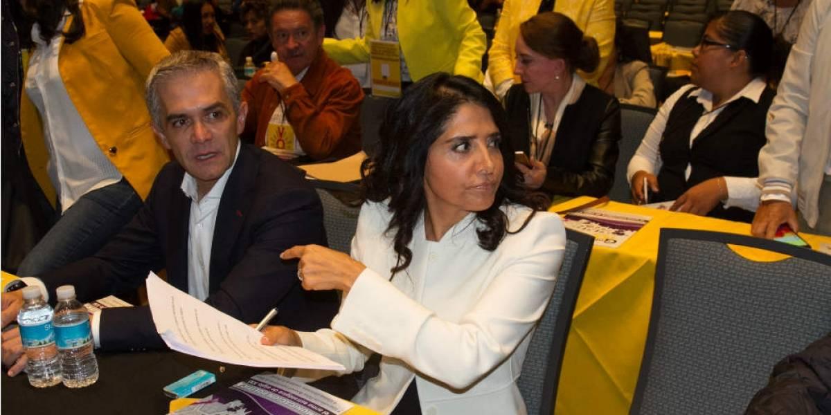 Mancera aún no tiene candidatura, pero ya promesa de campaña