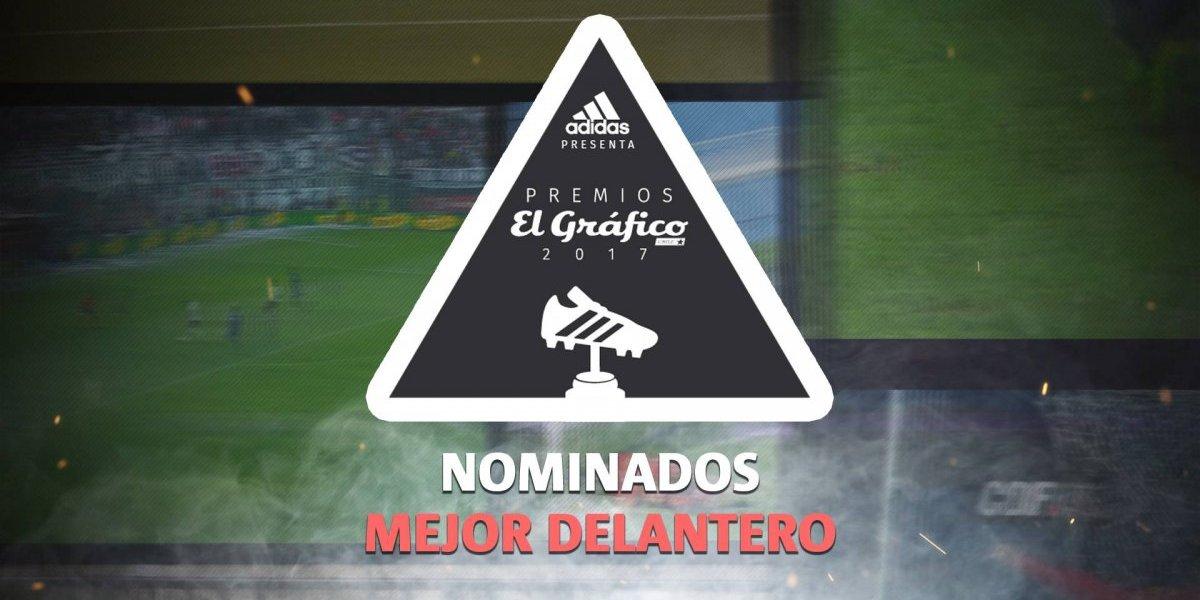 Premios El Gráfico 2017: Los atacantes que luchan por darle gol al Equipo ideal