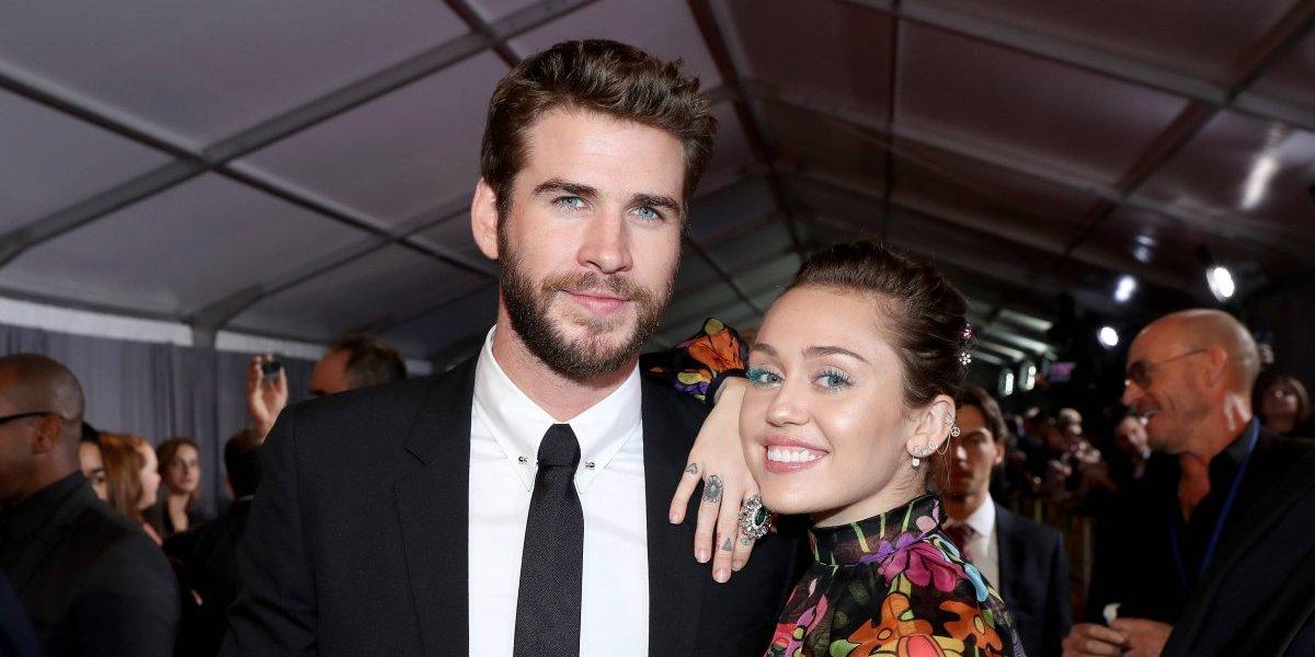 Miley Cyrus desató rumores de un posible embarazo con esta foto