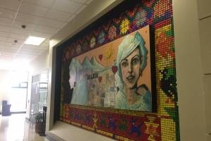 Mural conmemorativo
