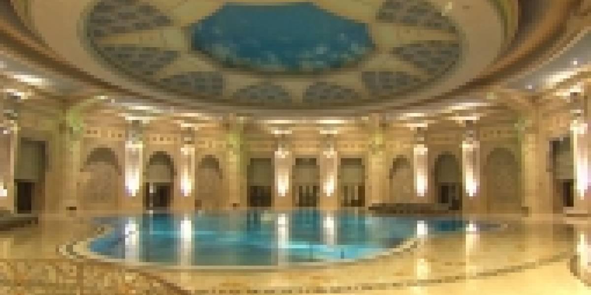 La BBC entra en exclusiva al hotel de lujo que encierra a los príncipes de Arabia Saudita