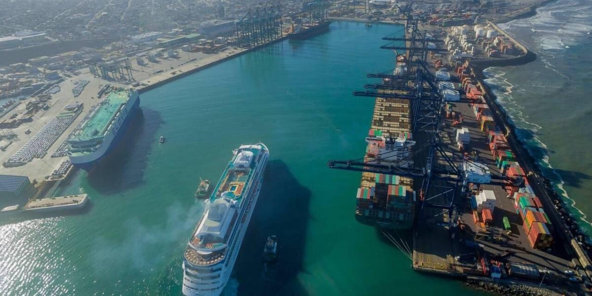 Cruceros ya llegan a Chile: esperan más de 288 mil turistas