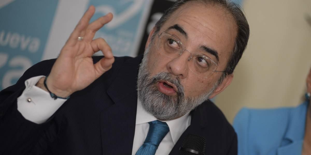 Nueva Alianza se retira de negociaciones para sumarse al Frente