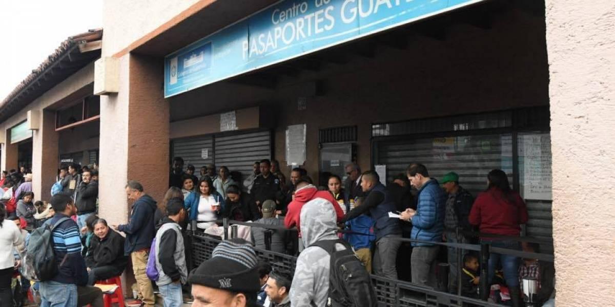 Tramitadores no tienen autorización legal para gestiones en Migración, señalan autoridades