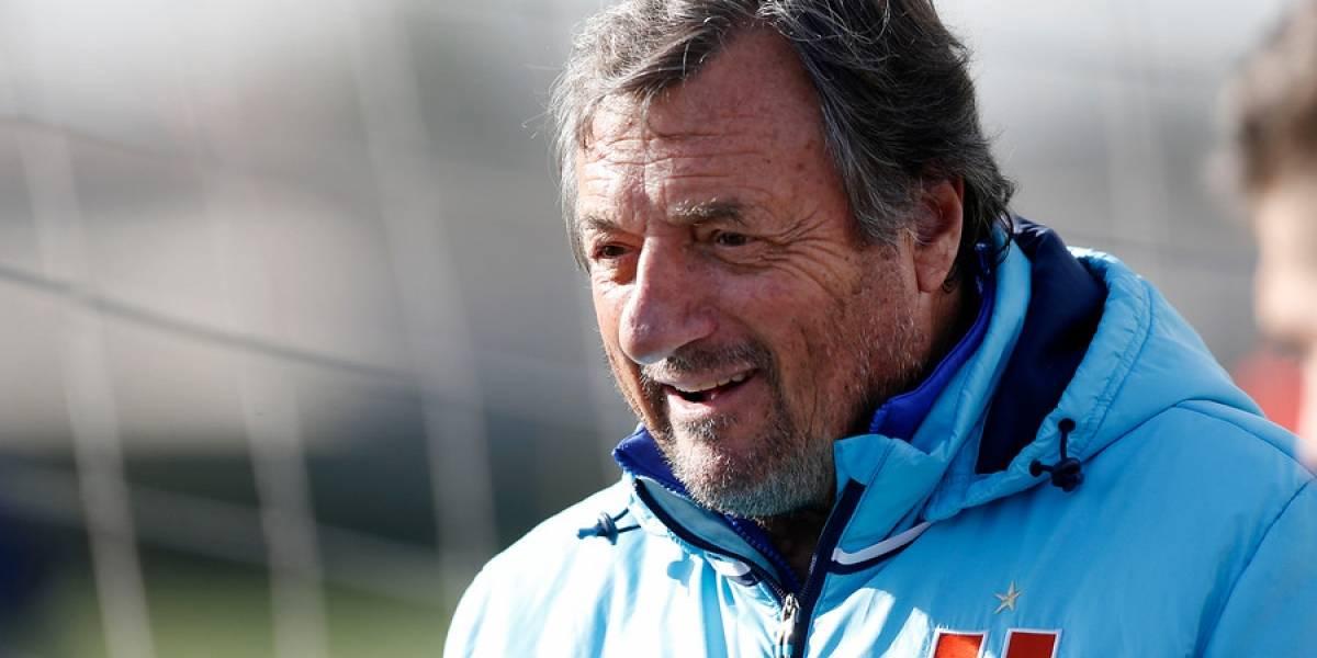 El sentido homenaje que recibirá Bonini este fin de semana en el fútbol chileno