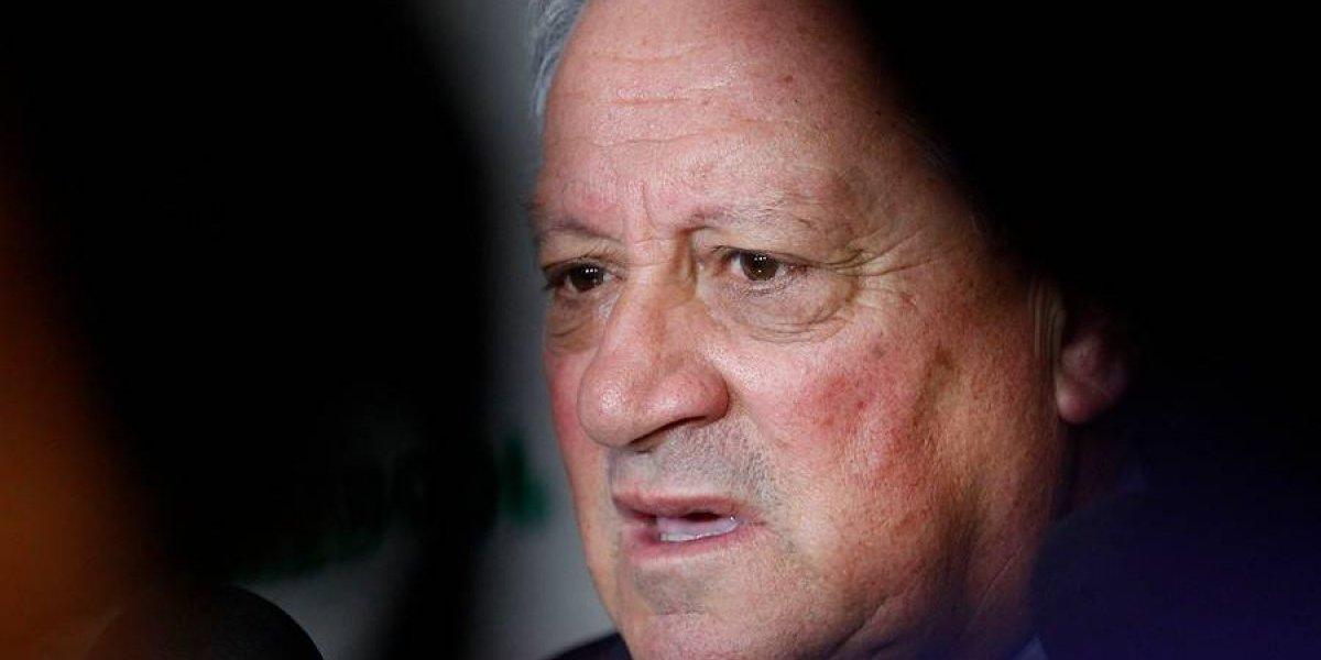 Arturo Salah descartó su renuncia a la ANFP
