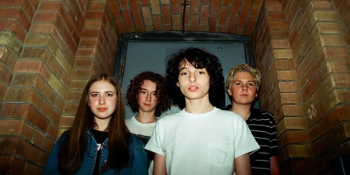 Finn Wolfhard, de Stranger Things, vai lançar um disco com sua banda Calpurnia