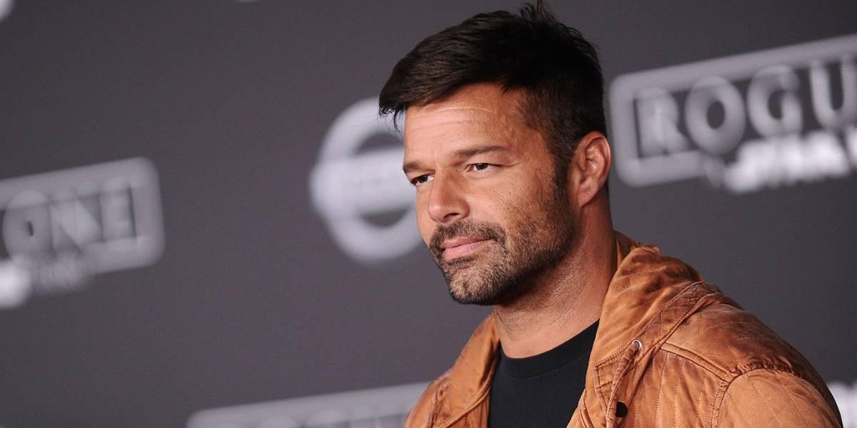 Cantante mexicana rompió el corazón de Ricky Martin