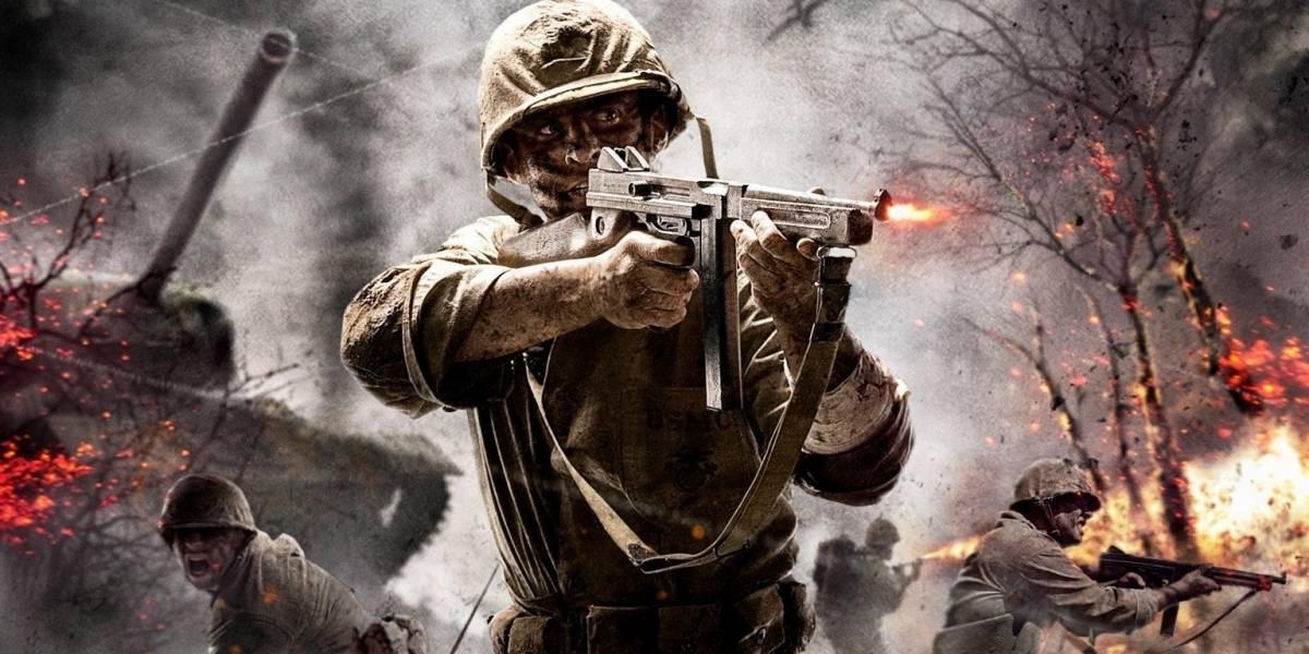 Que tal contratar um profissional para jogar Call of Duty: WWII por você?