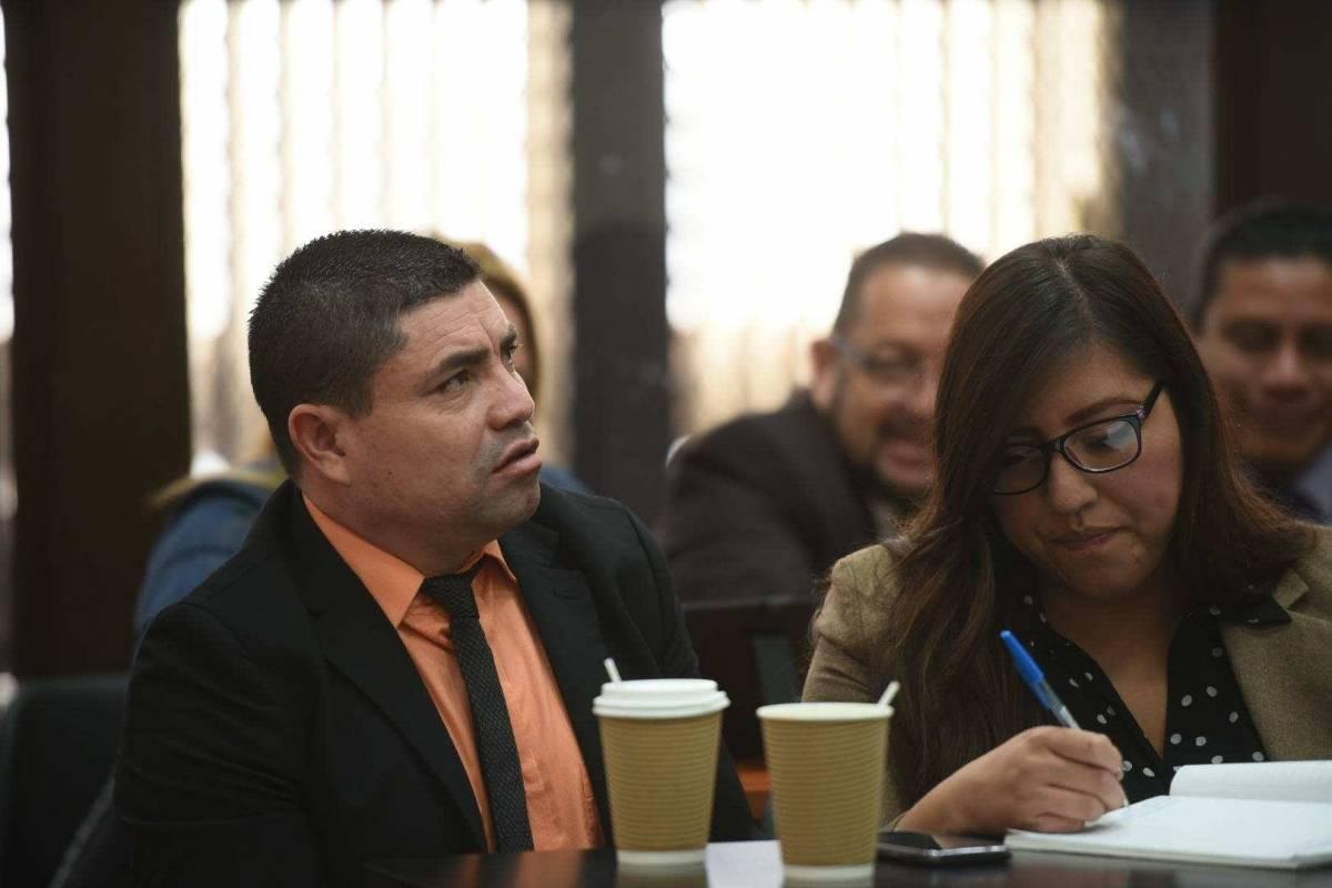 """Marvin Montiel Marín, """"el Taquero"""", espera conocer si enfrentará juicio. Foto: Edwin Bercián"""