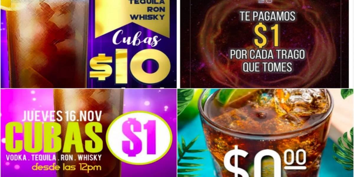 ¿Por qué en los bares de Pachuca hasta te pagan por beber?