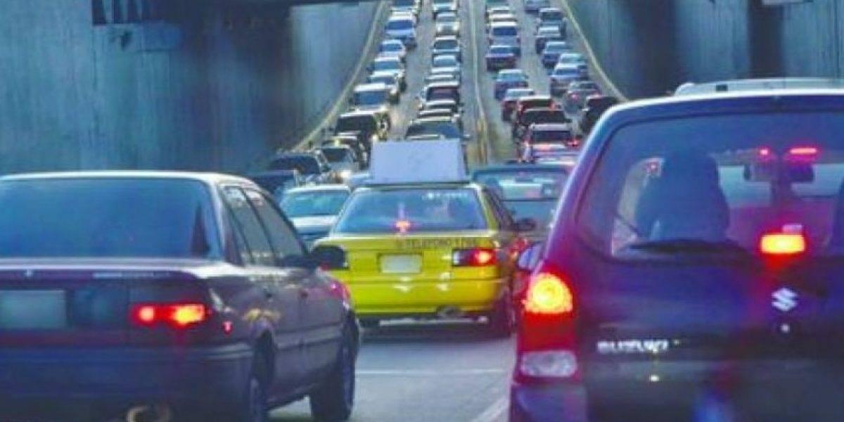 Revelan las 6 razones por las cuales hay más tránsito en la Ciudad de Guatemala
