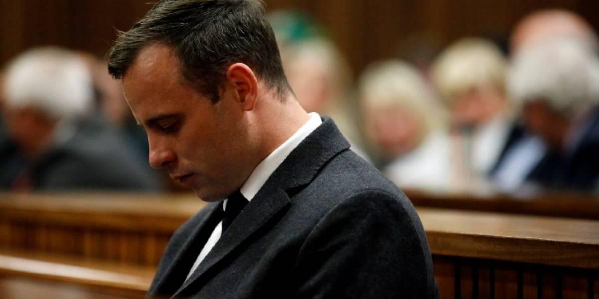 Tribunal sudafricano aumentó a 13 años la condena de Óscar Pistorius