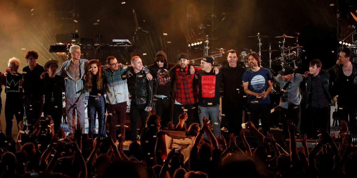 Linkin Park divulga clipe para homenagear o vocalista Chester Bennington