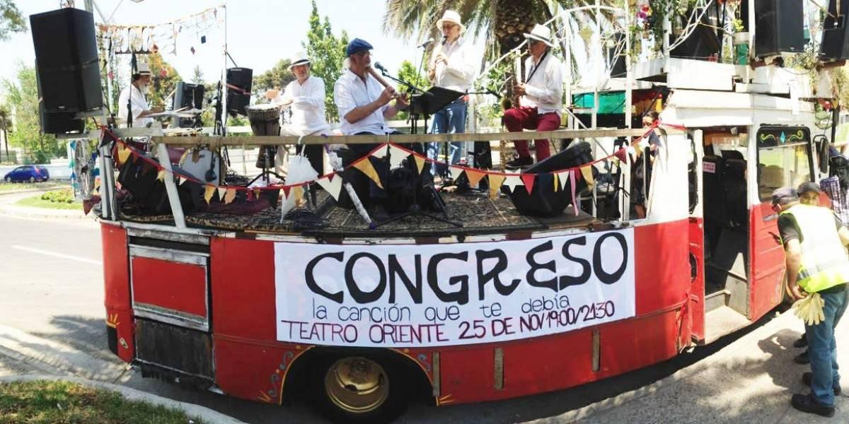 """Tras 7 años de silencio discográfico: Congreso lanza """"La canción que te debía"""""""