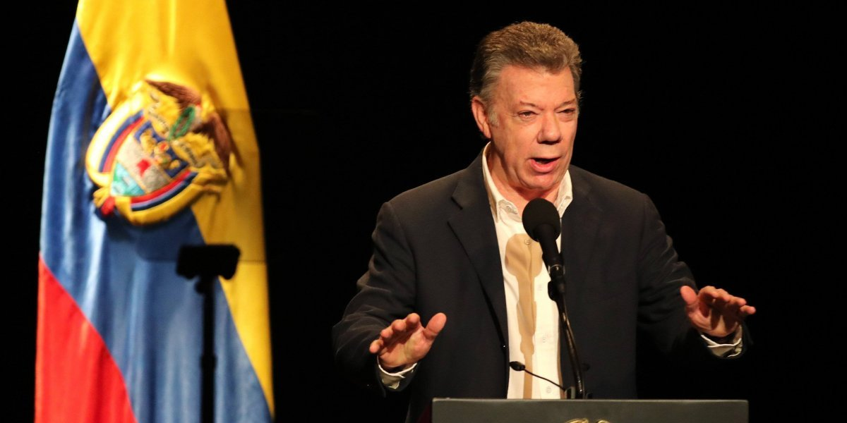Santos ratifica compromiso de Gobierno con el acuerdo de paz con las Farc