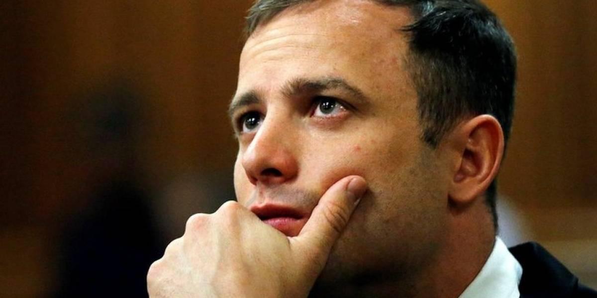La razón por la que le duplicaron la condena al atleta sudafricano Oscar Pistorius por la muerte de su novia Reeva Steenkamp