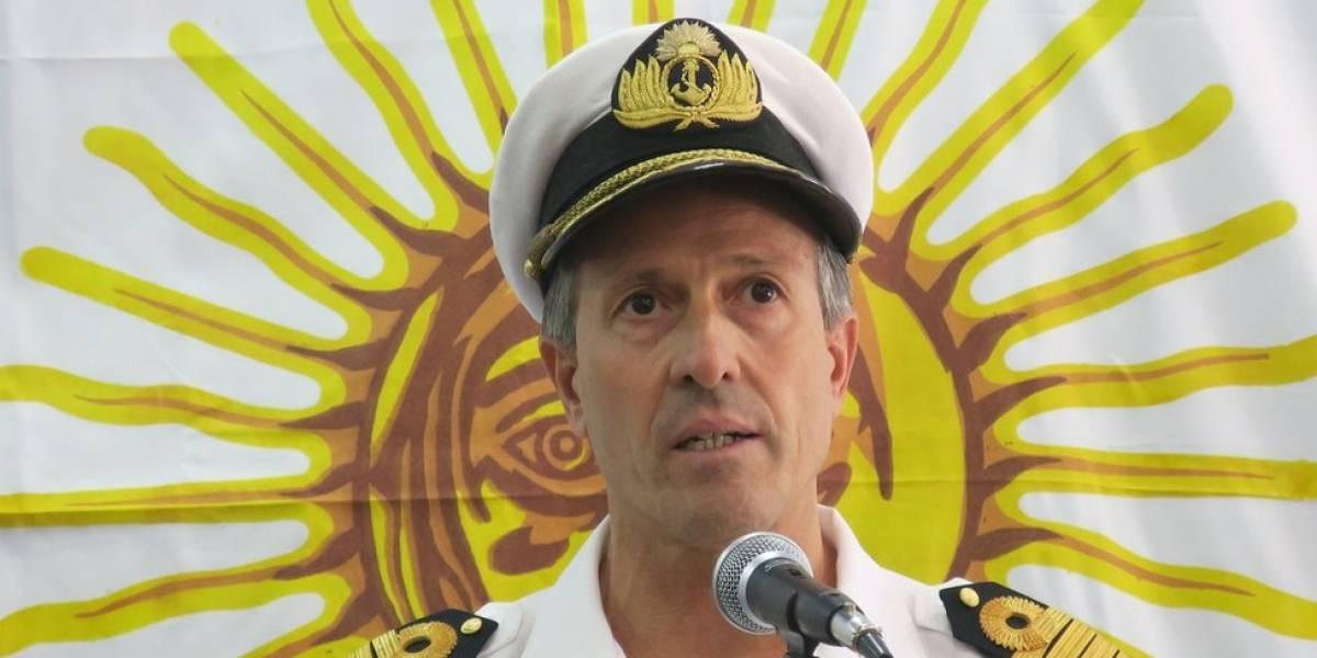 Descartan contacto con el submarino ARA San Juan desaparecido