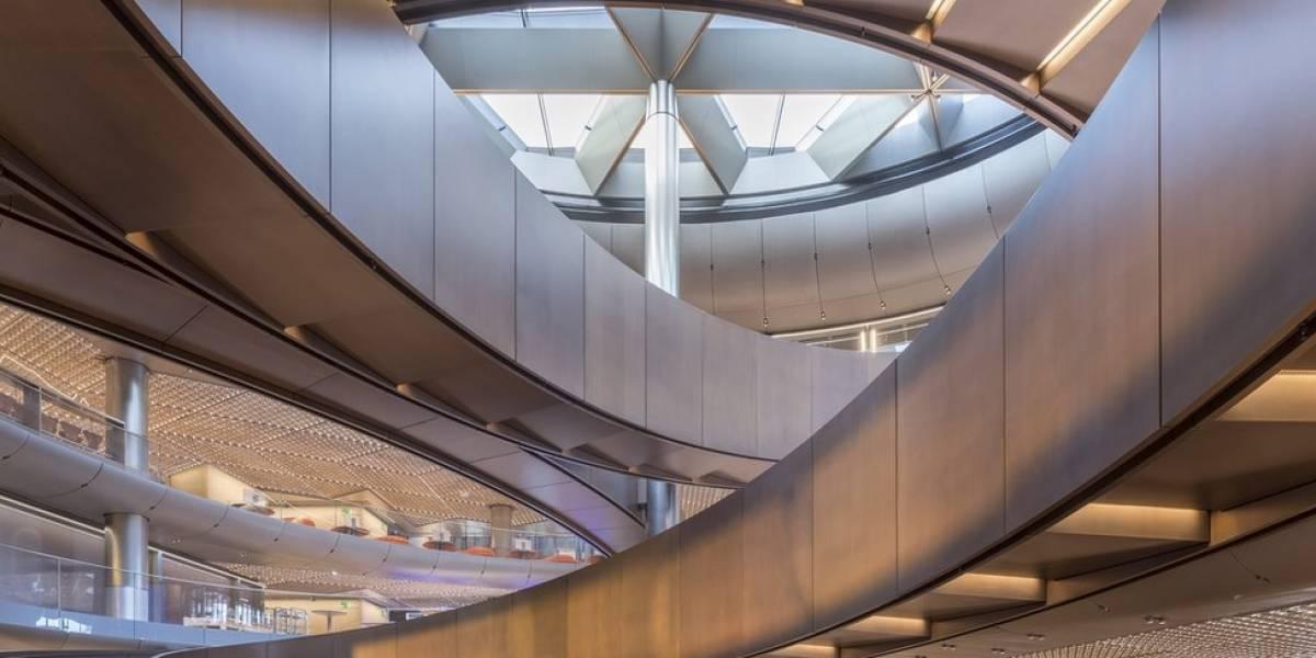 """Un edificio que """"respira"""" en el corazón de Londres: así son por dentro las oficinas """"más verdes"""" del mundo"""